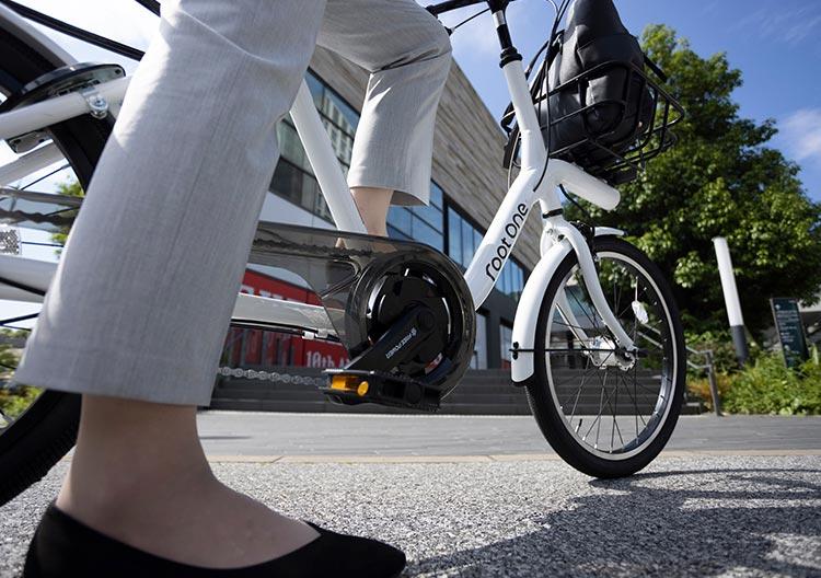自転車 フリー パワー